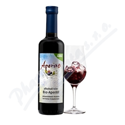 Salus Aperino byl.aperitiv bez alkoholu BIO 500ml