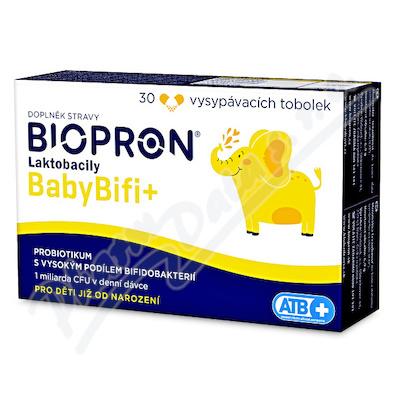Walmark Biopron LAKTOBACILY Baby BiFi+ tob.30