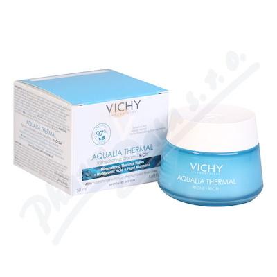 VICHY AQUALIA THERMAL Výživný hydratační krém50ml
