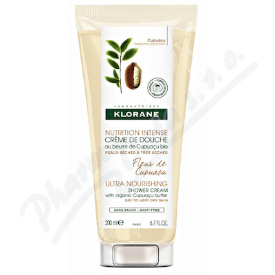 KLORANE Body Care Sprchový gel Cupuacu 200ml