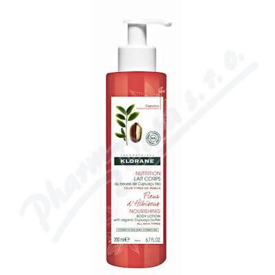 KLORANE Body Care Tělové mléko Hibiscus 200ml