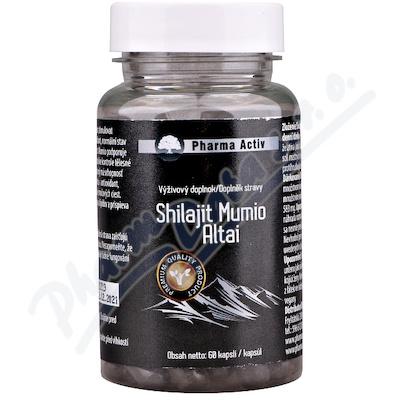 Shilajit Mumio Altai 60 kapslí