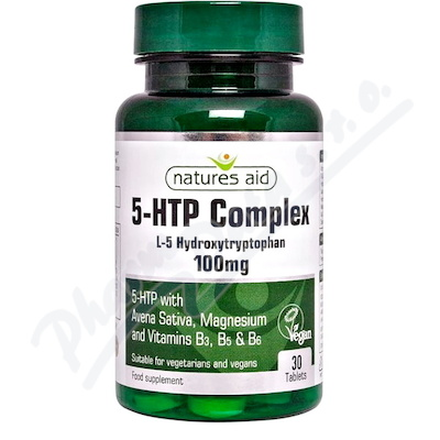 5-HTP Complex 100 mg (L-5 Hydroxytryptofan) tbl.30