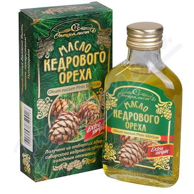 Olej z cedrových oříšků Altajský 100ml