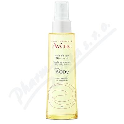 AVENE Body Pečující tělový olej 100ml