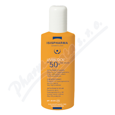 ISISPHARMA Uveblock Day Secure SPF50+ 40ml