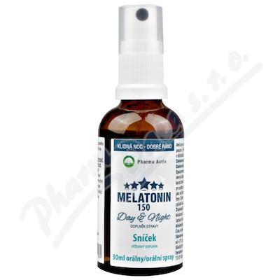 Melatonin 150 Day&Night 30ml spray