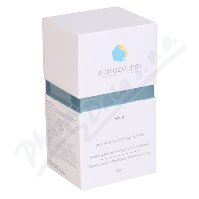 Matuzalem Sirup - 100 ml