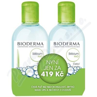 BIODERMA Sébium H2O 250 ml 1+1 (FESTIVAL)