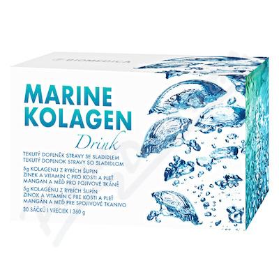 Marine Kolagen Drink Biomedica 30sáčků/12g
