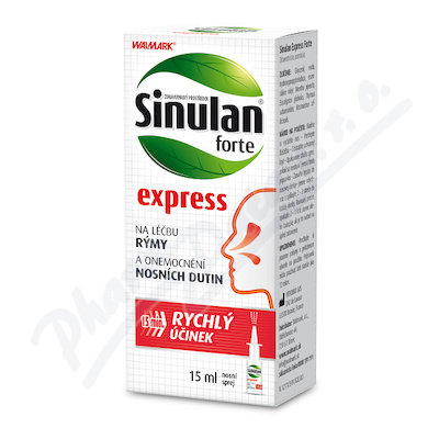 Walmark Sinulan Express Forte 15ml spray