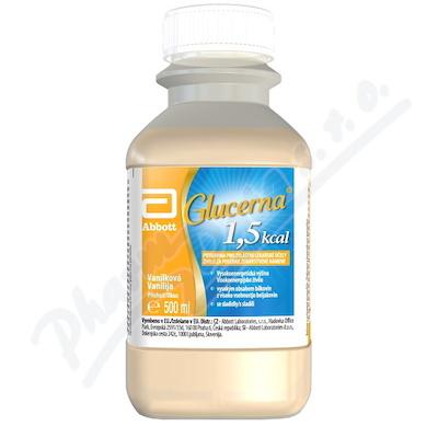 Glucerna 1.5 kcal vanilka por.sol.1x500ml