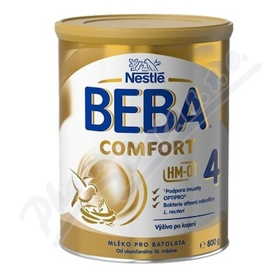 BEBA COMFORT 4 800g