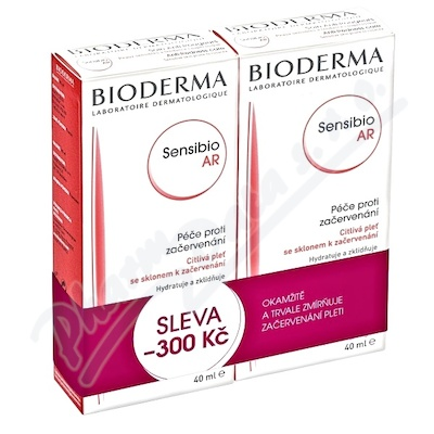 BIODERMA Sensibio AR 40ml 1+1