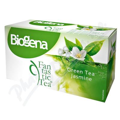 Čaj Biogena Fantastic Green Tea Jasmine 20x1.75g