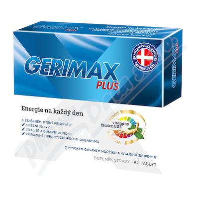 Gerimax Plus 60 tablet