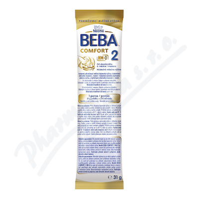 BEBA COMFORT 2 HM-O 31g