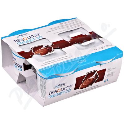 Resource Dessert 2.0 kakao por.sol.4x125g