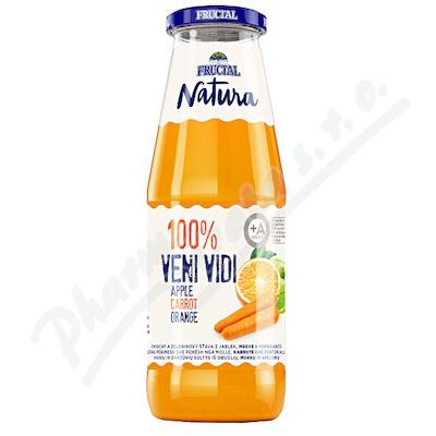 NATURA mrkev - pomeranč - jablko 100% 700 ml
