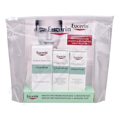 EUCERIN Trial set DermoPure 3ks