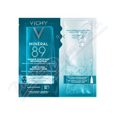 VICHY MINÉRAL 89 Hyaluron Booster maska 29g
