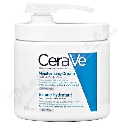 CERAVE Hydratační krém s pumpičkou 454g