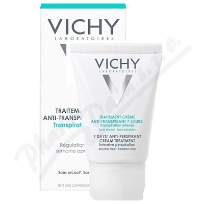 VICHY DEO Krémový antiperpirant 30 ml