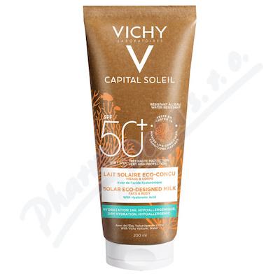 VICHY CAPITAL SOLEIL ochranné mléko SPF50+ 200ml