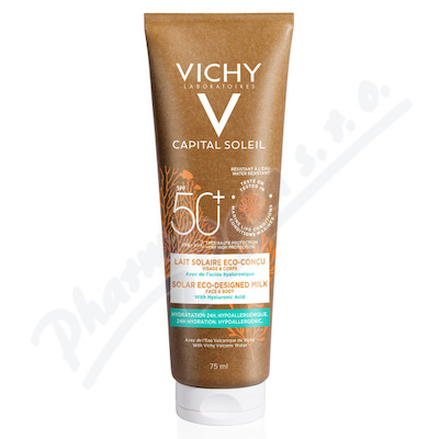 VICHY CAPITAL SOLEIL ochranné mléko SPF50+ 75ml