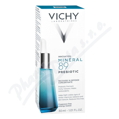 VICHY MINÉRAL 89 Probiotické sérum 30ml