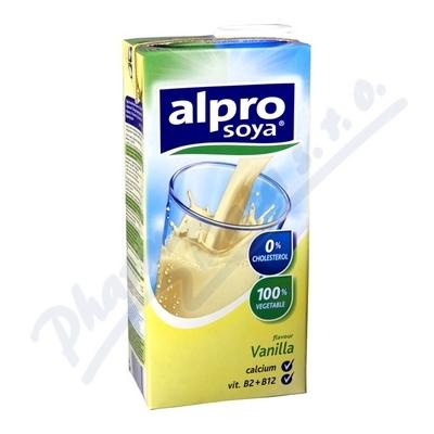Alpro Sójový nápoj vanilkový 1l