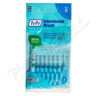 TePe Original mezizub.kart. 0.6mm modré 8ks 133240