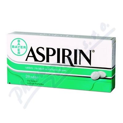 Aspirin por.tbl.nob.20x500mg