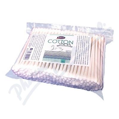 Vatové tyčinky Cotton sticks sáček 200ks