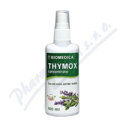 THYMOX concentrate šalvějová ústní voda 100ml