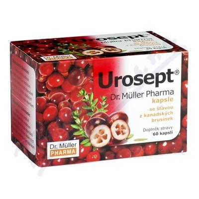 Urosept kapsle cps.60 Dr.Müller