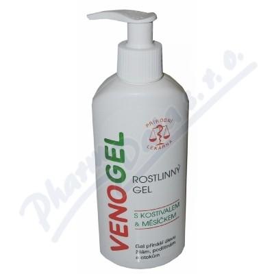 Venogel masážní gel 200ml