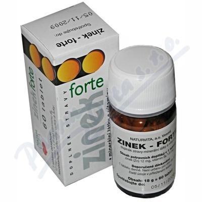 Zinek Forte tbl.60