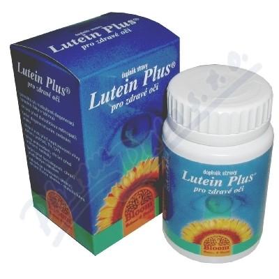 BLOOM Lutein Plus pro zdravé oči cps.60