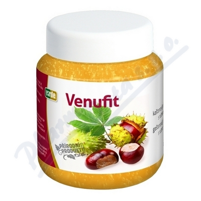 VENUFIT kaštanový gel s rutinem 350g