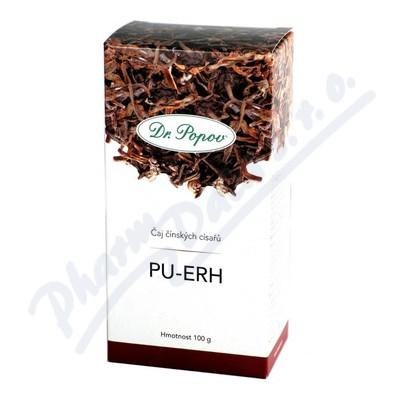 Dr.Popov Čaj Pu-Erh 100g