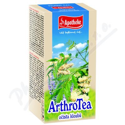 Apotheke Arthrotea očista kloubů čaj 20x1.5g