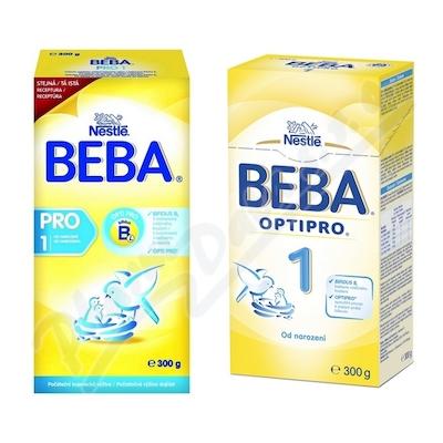 NESTLÉ Beba 1 PRO/OPTIPRO 300g