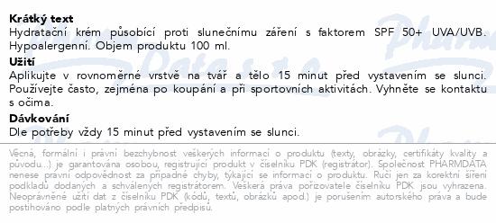 ISISPHARMA Uveblock Lotion SPF50+ 100ml