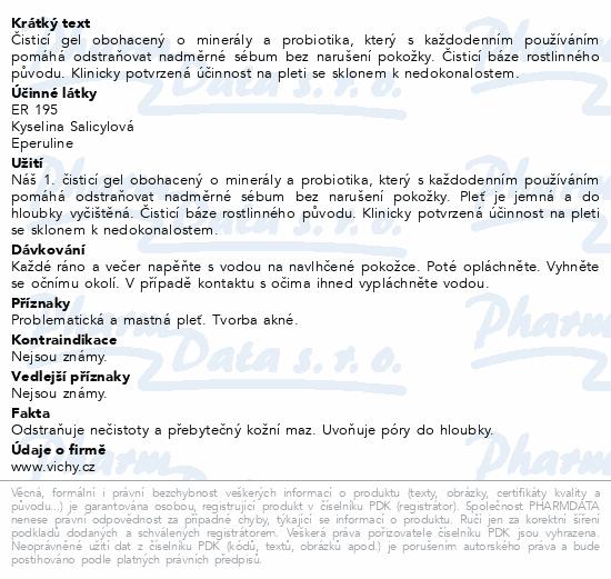 VICHY Normaderm Phytosolution gel 400 ml