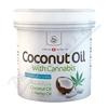 Kokosový olej s konopím 250g